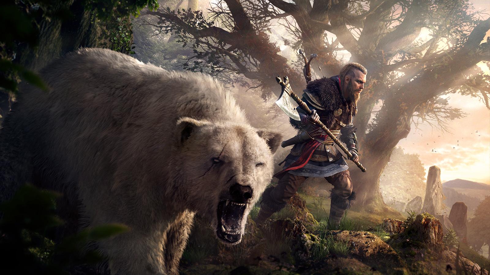 Assassin's Creed: Valhalla se ukazuje v gameplay záběrech a má datum vydání