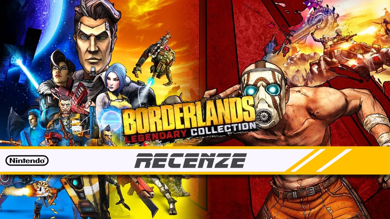 Borderlands: Legendary Collection – Recenze