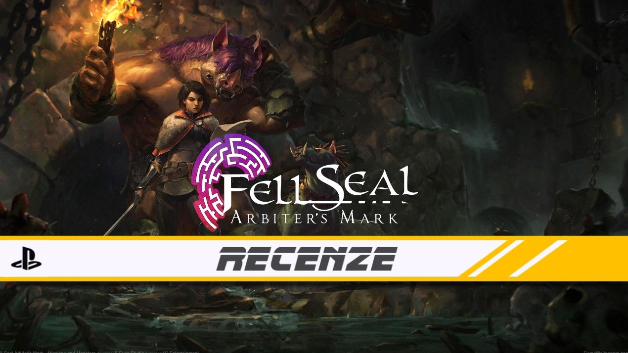 Fell Seal: Arbiter's Mark – Recenze