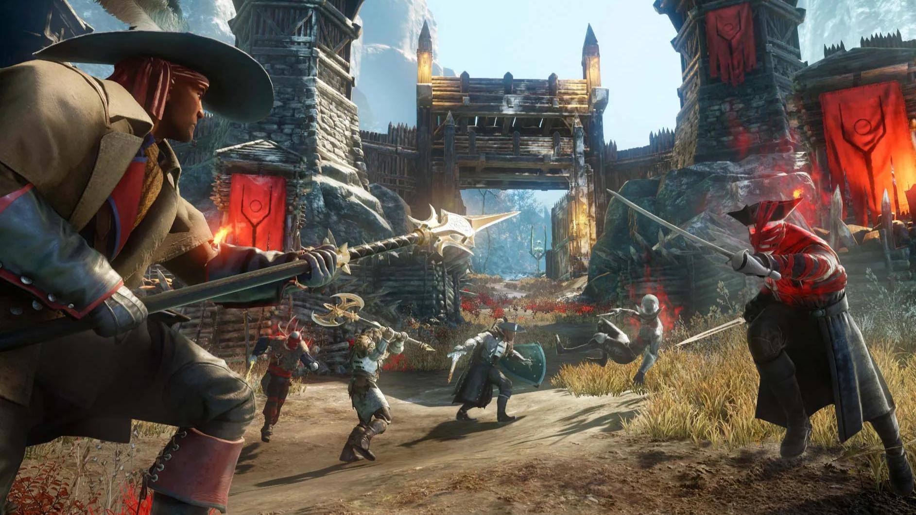 MMO RPG New World od Amazonu bylo odloženo na příští rok