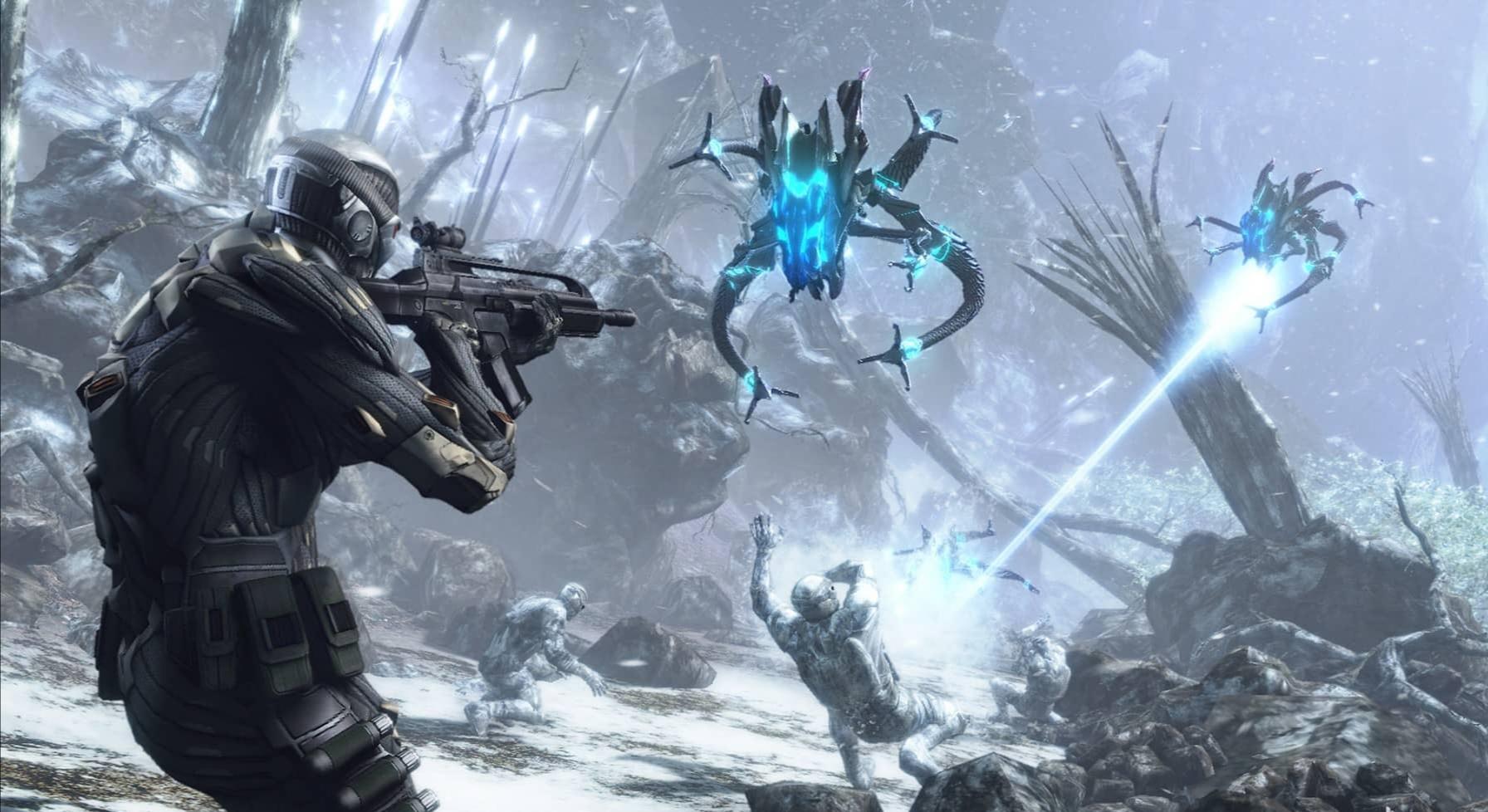 Switch verze Crysis Remastered dostala gameplay trailer