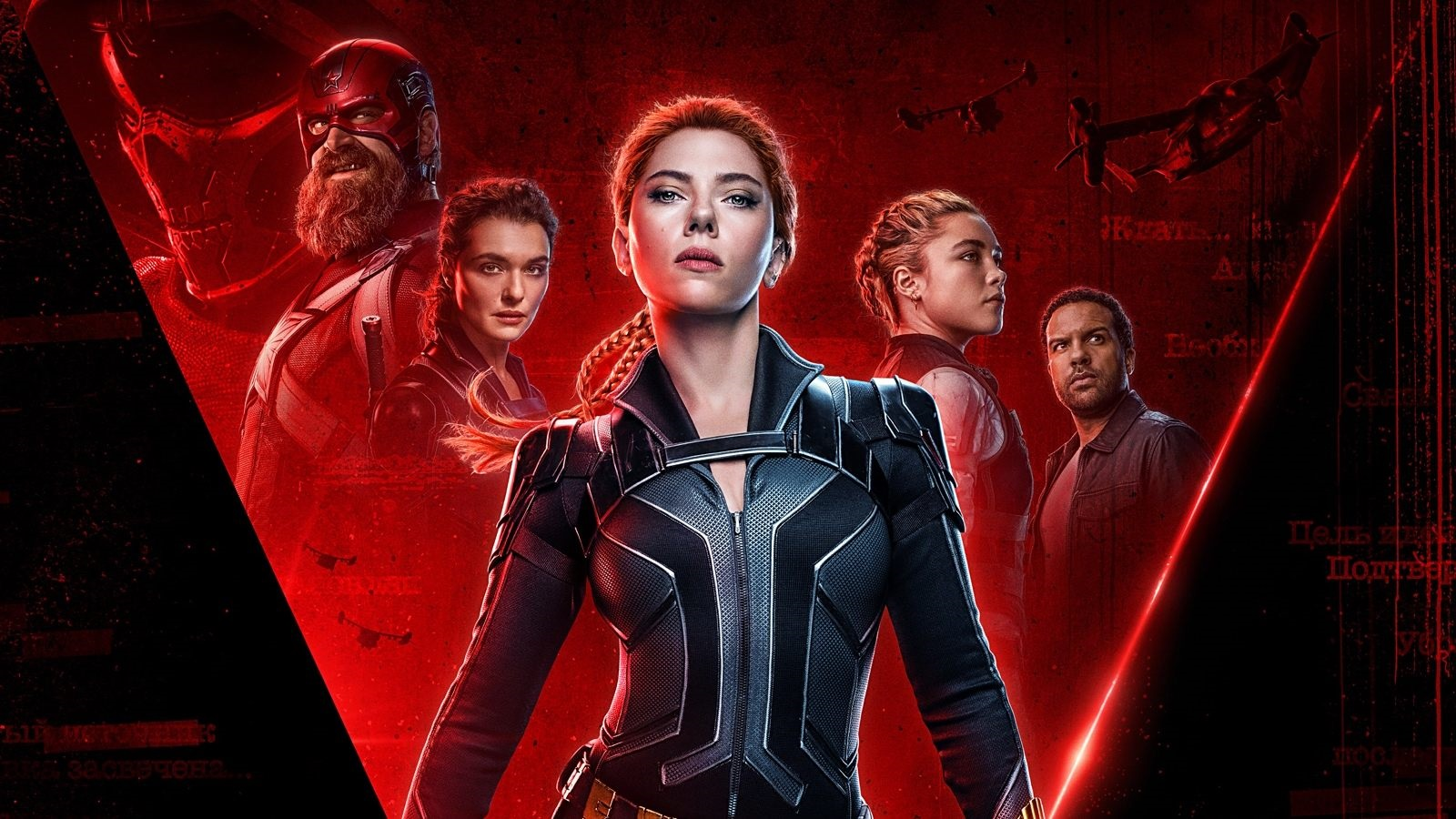 Film Black Widow představí nástupkyni Natashy Romanoff