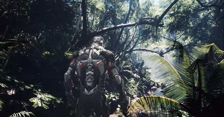 Crysis Remastered byl odložen + obrázky z Nintendo Switch verze