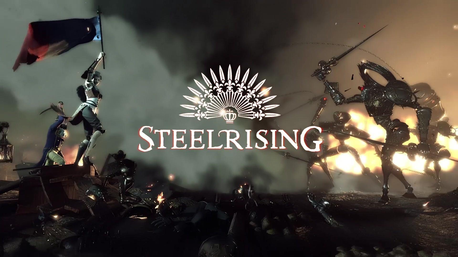 Spiders představili své nové akční RPG SteelRising