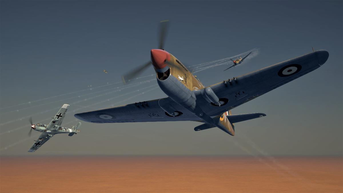 Oznámeno rozšíření Desert Wings – Tobruk pro IL-2 Sturmovik: Cliffs of Dover