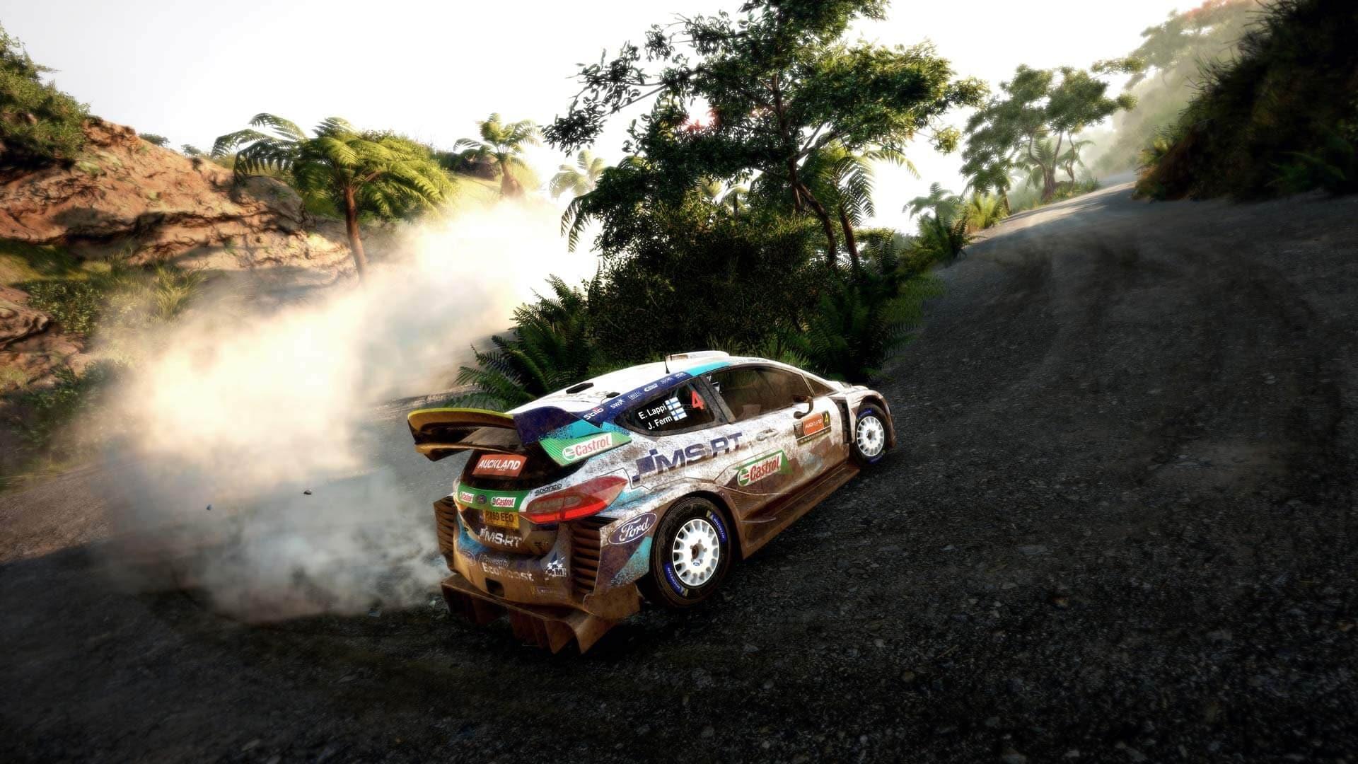 WRC 9 má datum vydání a nový gameplay trailer