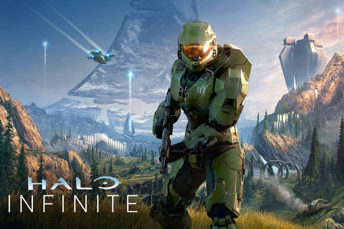 343 Industries o HALO Infinite