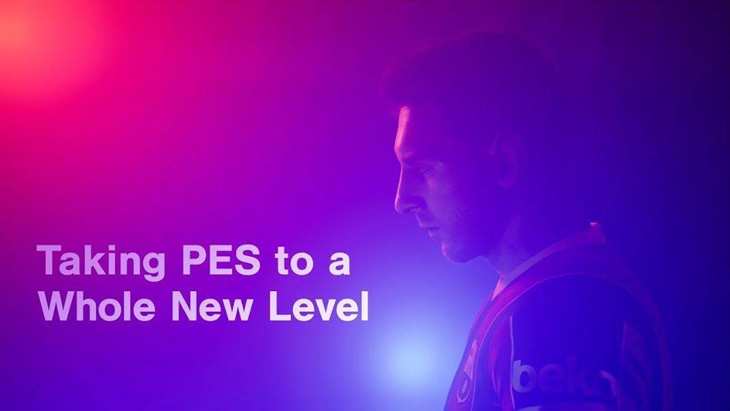 Konami oznámilo přípravu Pro Evolution Soccer pro novou generaci