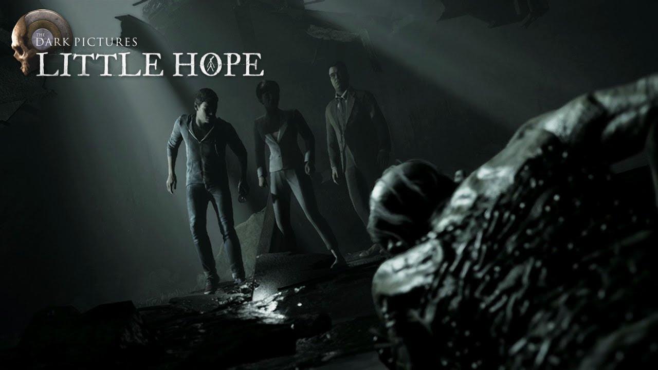 The Dark Pictures Anthology: Little Hope vyjde na konci října