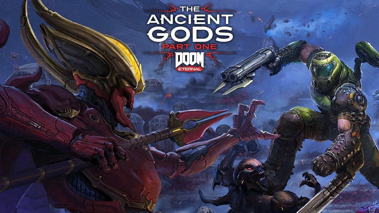 Oznámeno rozšíření The Ancient Gods pro DOOM Eternal