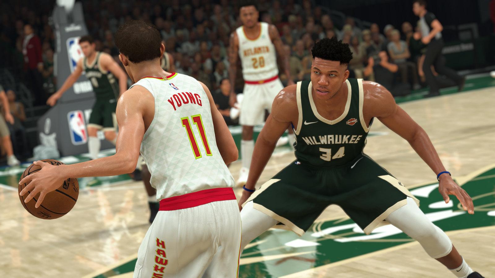 NBA 2K21 ukázalo novinky v hratelnosti pro současnou generaci