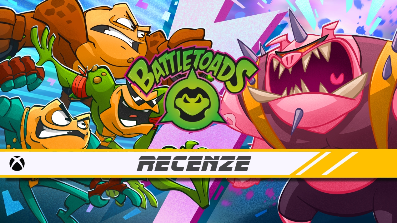 BattleToads – Recenze