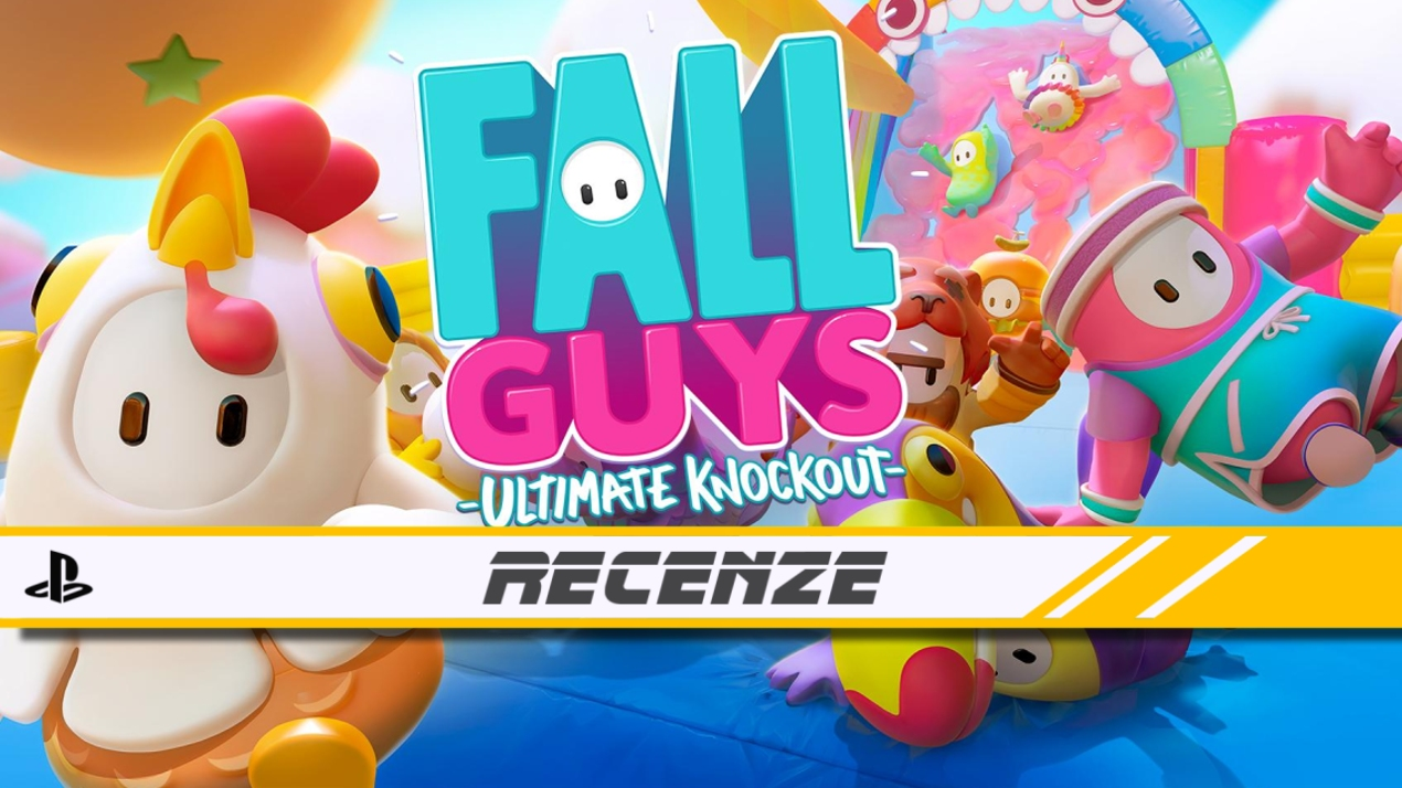 Fall Guys: Ultimate Knockout – Recenze