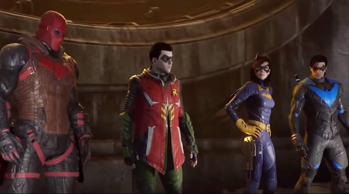 Gotham Knights představuje jednotlivé hrdiny