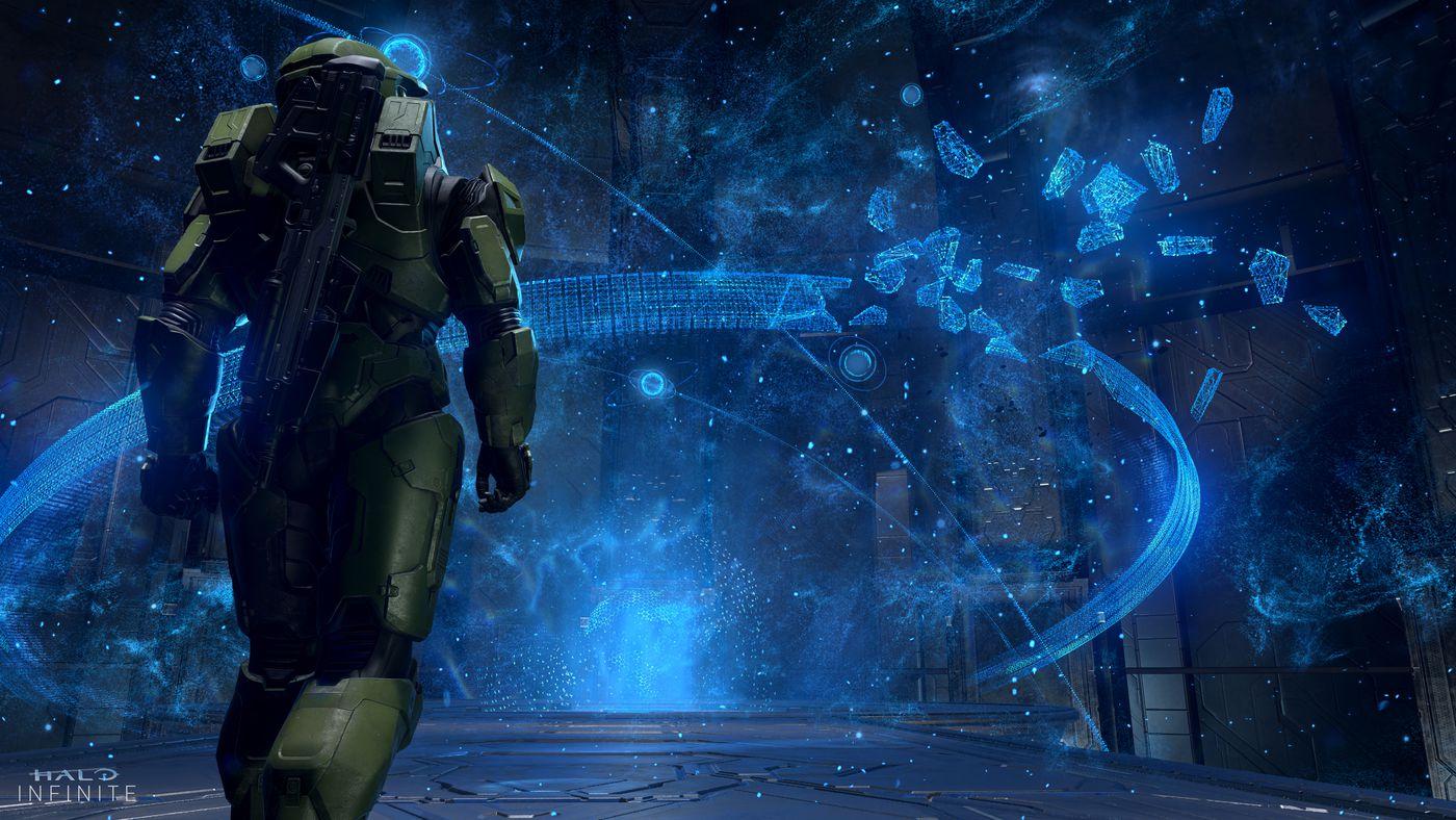 Halo Infinite nakonec možná pouze pro Xbox Series X a PC