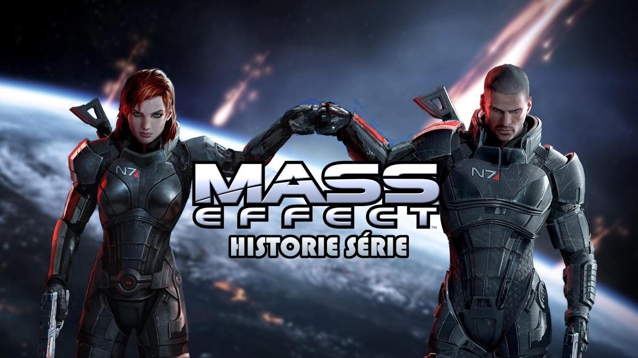 Historie série Mass Effect