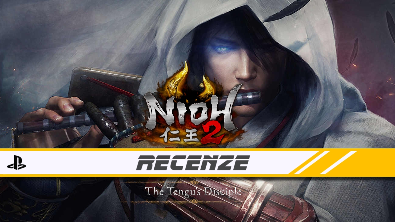 Nioh 2 + DLC The Tengu's Disciple – Recenze