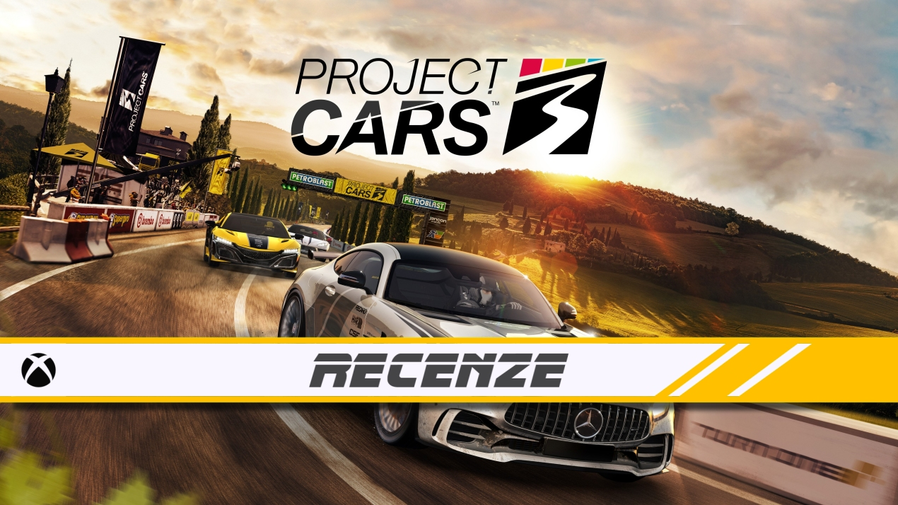 Project CARS 3 – Recenze