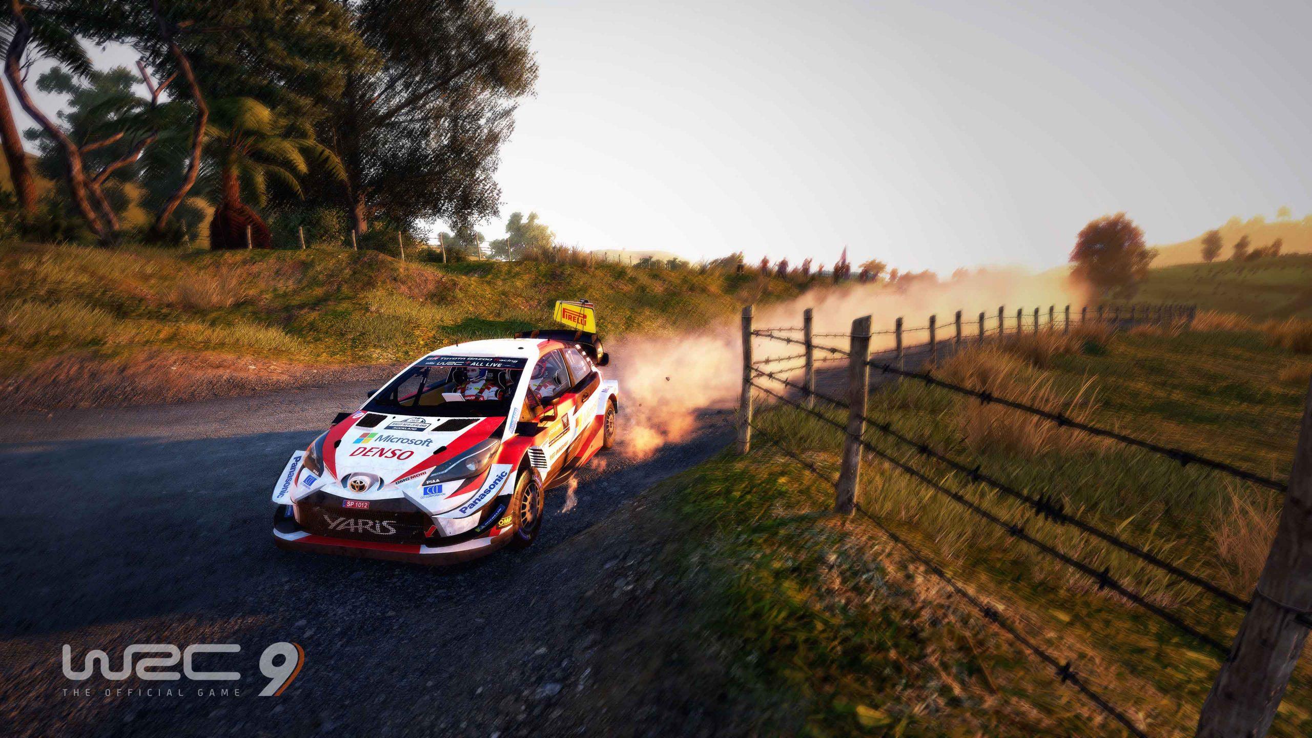 WRC 9 v novém videu demonstruje Rally Japan