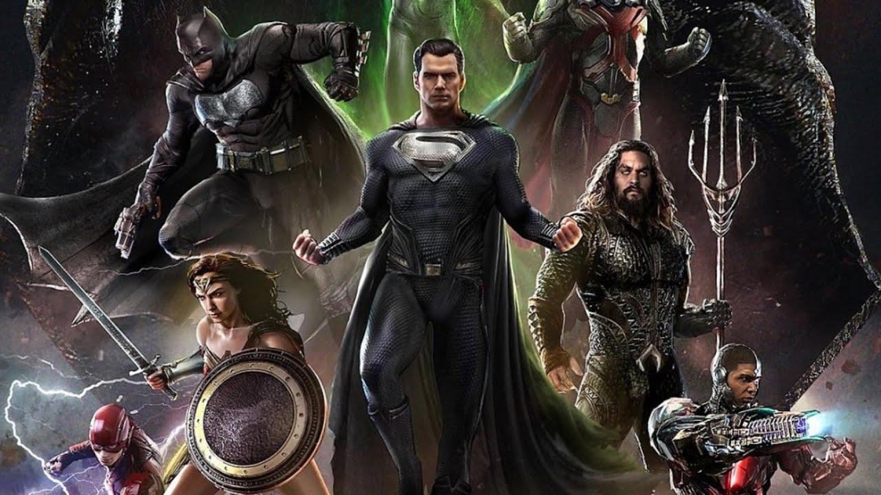 Justice League: Snyder's Cut se představuje v debutovém traileru