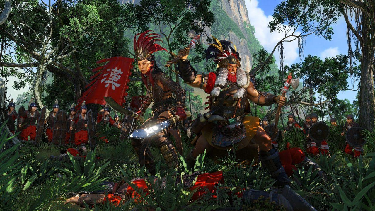Představeno nové rozšíření The Furious Wild pro Total War: Three Kingdoms