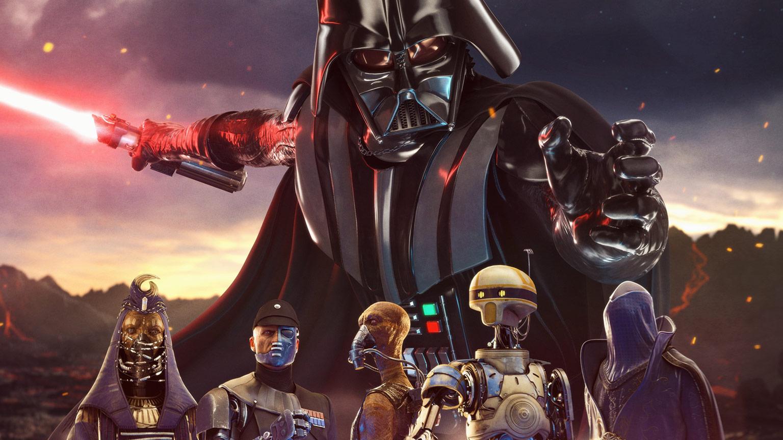 Vader Immortal VR zamíří na PSVR už koncem srpna