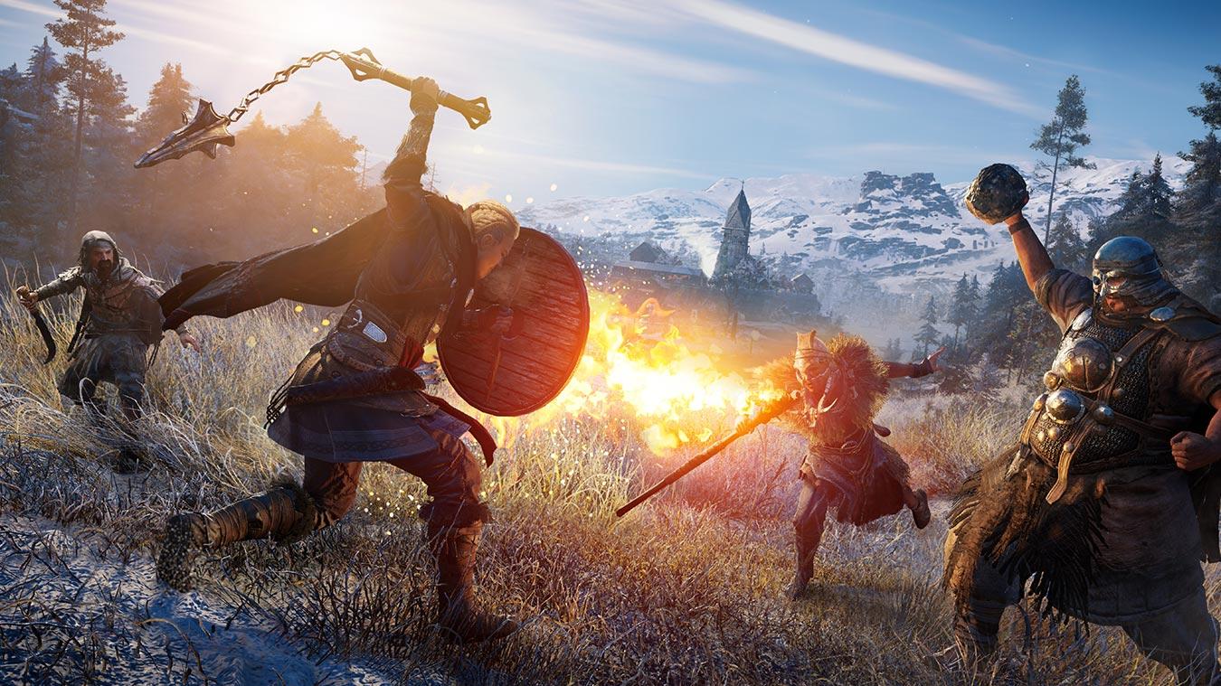 Assassin's Creed: Valhalla dostává příběhový trailer