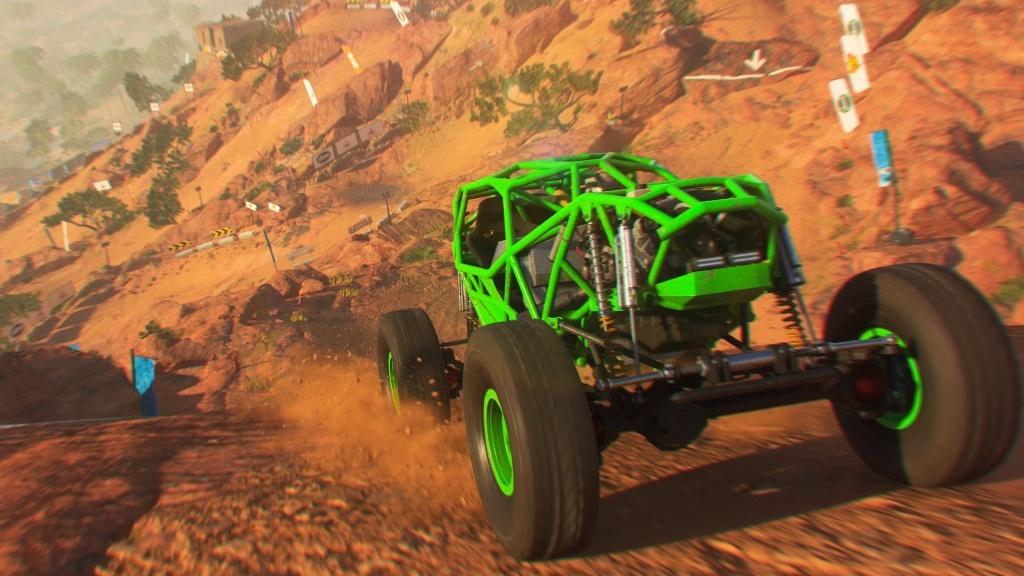 DiRT 5 se ukazuje v novém gameplay videu z konzole Xbox Series S