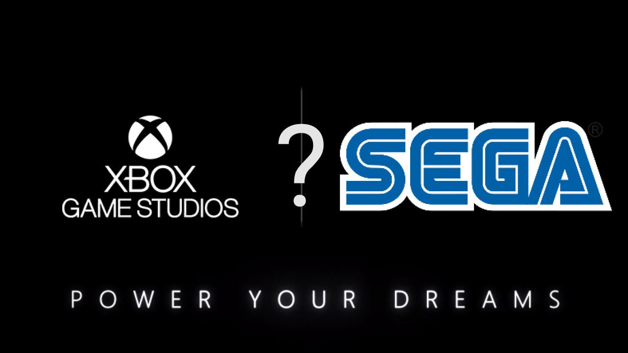 Microsoft plánuje další nákupy. Je Sega na řadě?
