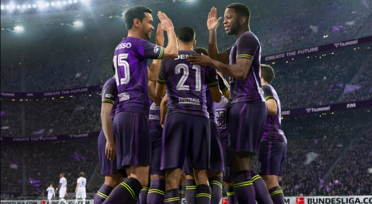 Oznámen Football Manager 2021 pro PC, konzole Xbox a Nintendo Switch