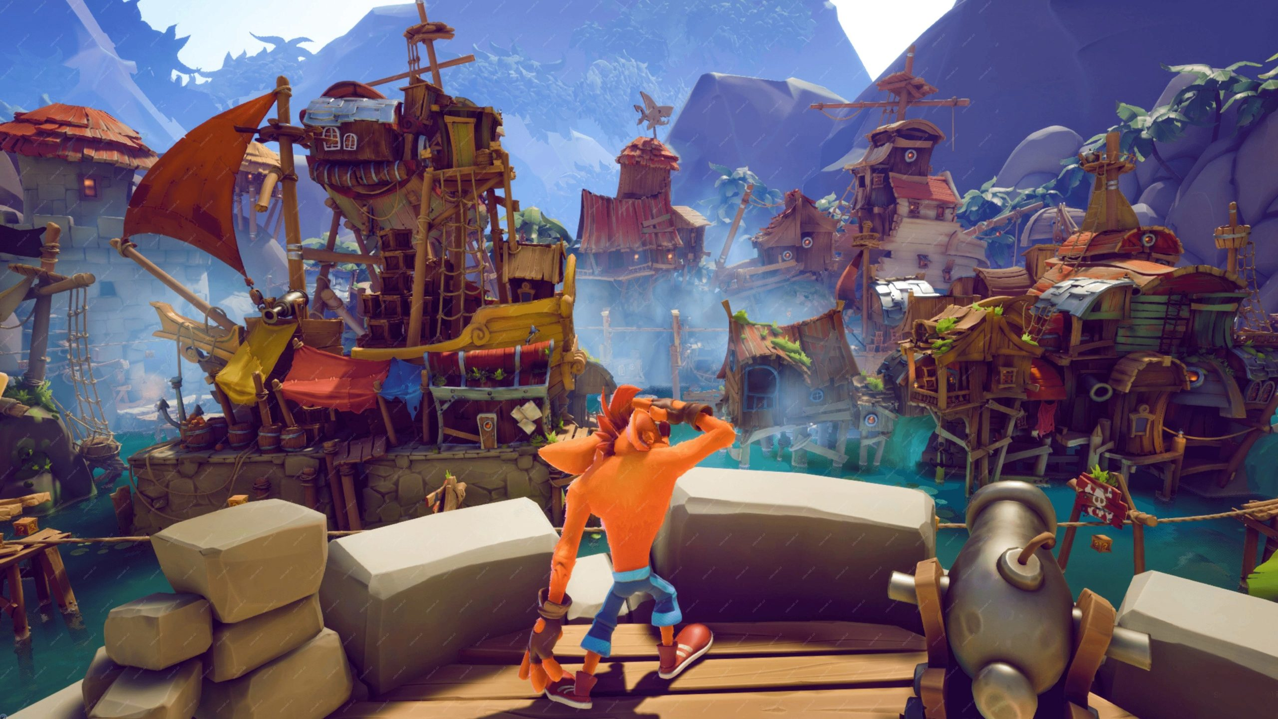 Crash Bandicoot 4 dostal nový trailer na demoverzi