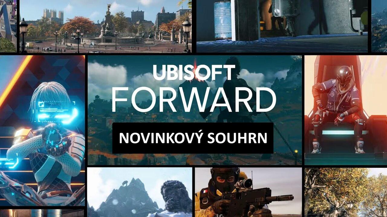 Ubisoft Forward 2 – Souhrn novinek