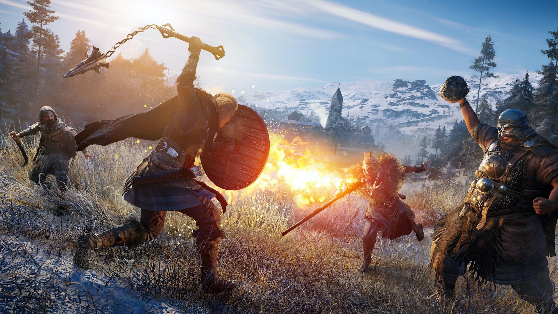 Assassin's Creed: Valhalla vyjde o týden dříve