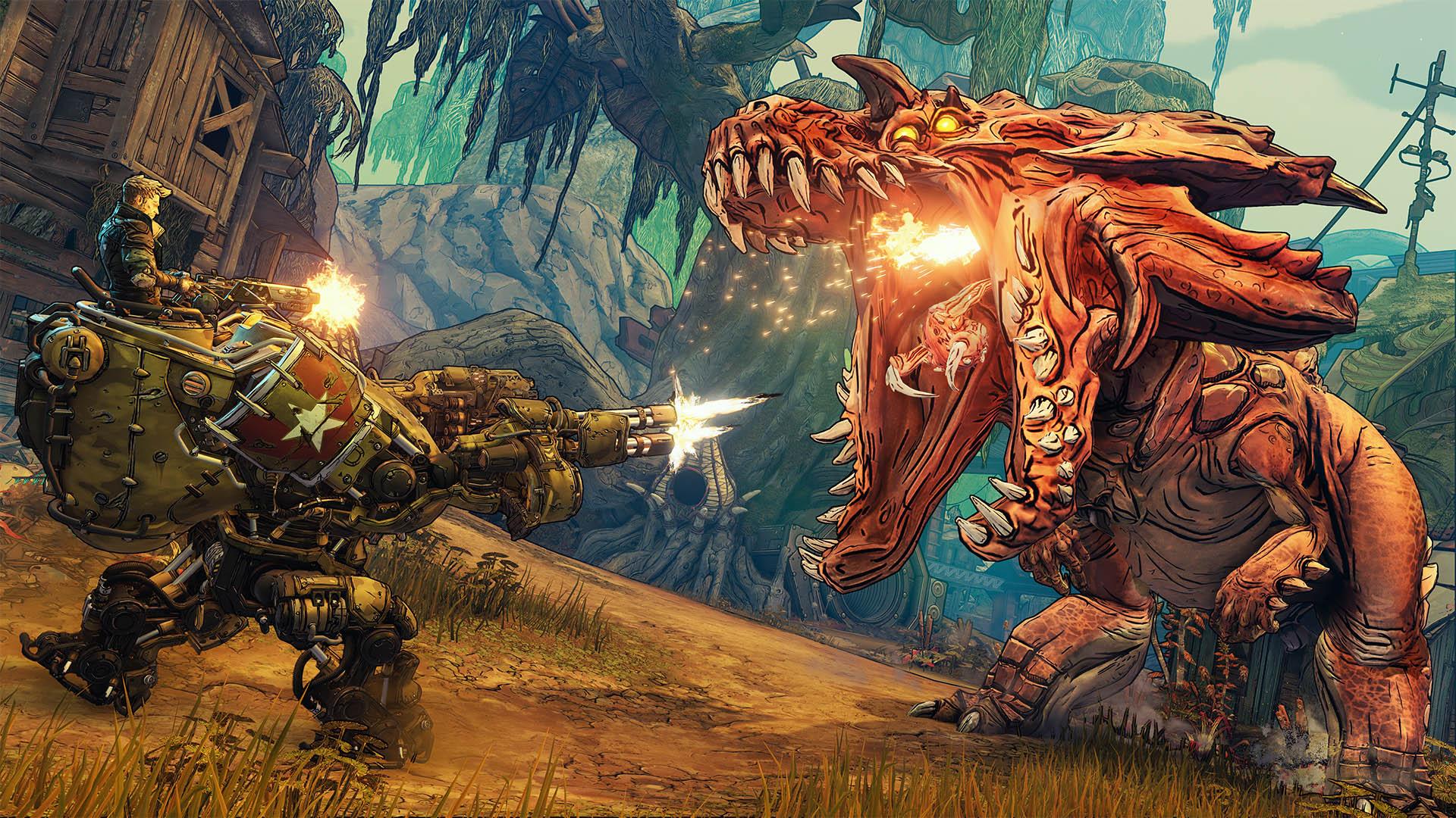 Borderlands 3 oznámeno pro Xbox Series X a Playstation 5