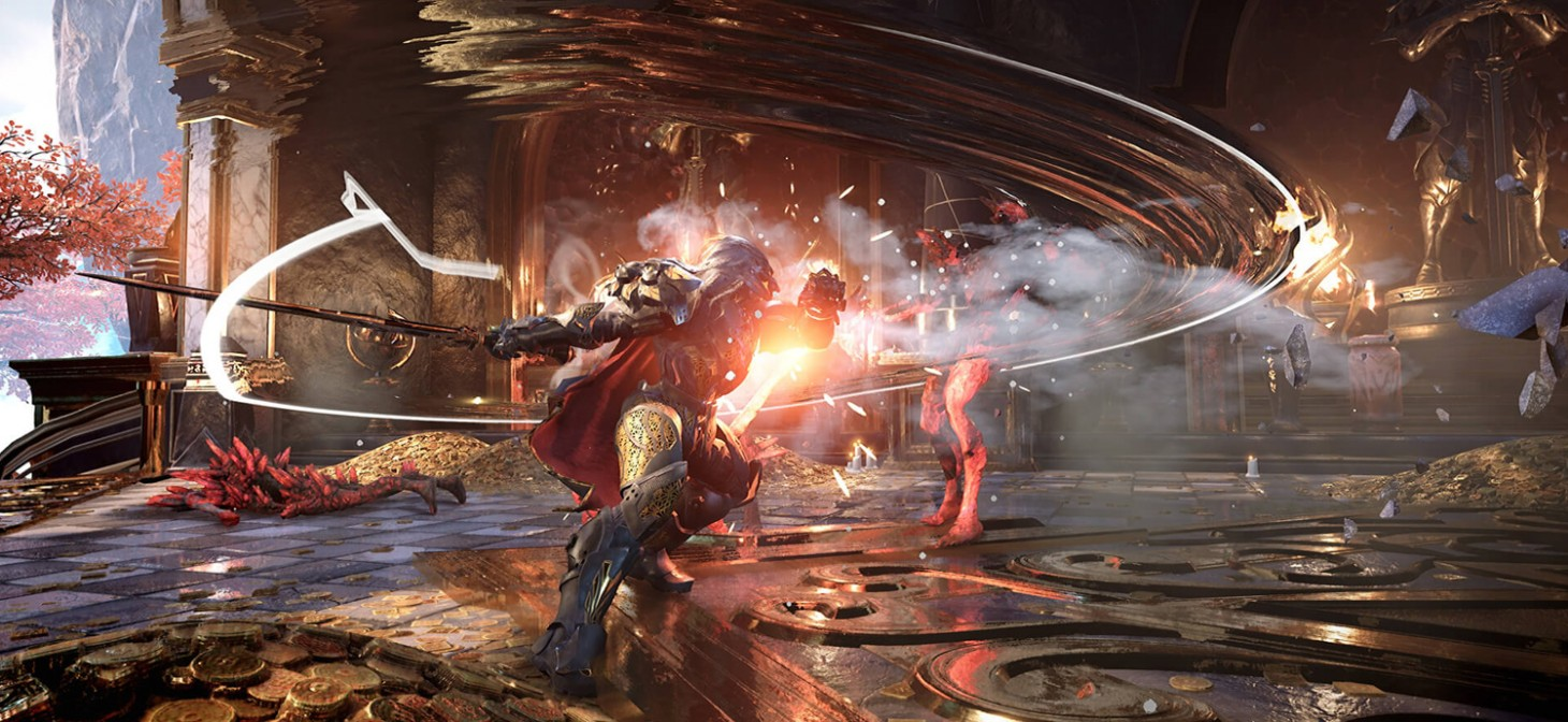 Godfall vyjde na launch konzole Playstation 5
