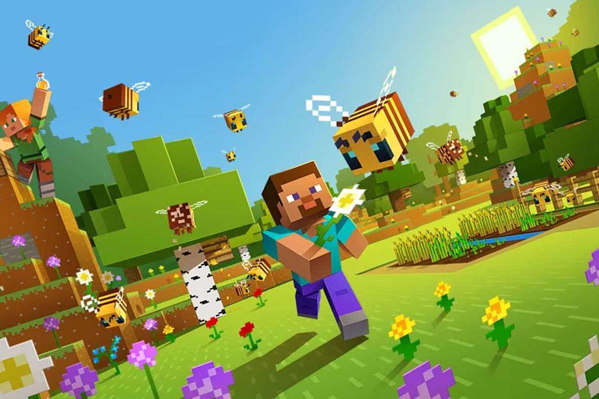Minecraft si nyní zahrajete na Playstation VR