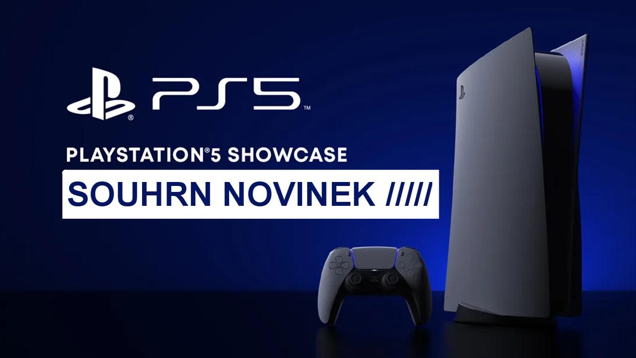 Playstation 5 Showcase – Souhrn Novinek (16/9/2020)