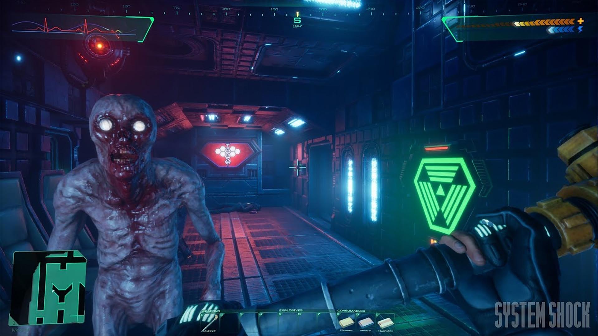 Remake System Shock se ukázal v novém traileru a gameplay videu
