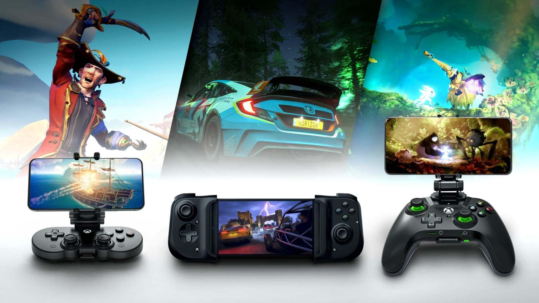 Služba Xbox Game Pass je nyní dostupná na zařízeních s Androidem