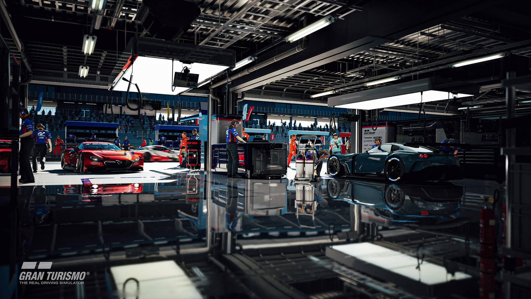 Nové informace o Gran Turismo 7