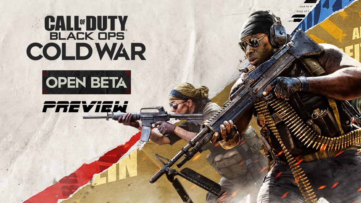 Call of Duty: Black Ops Cold War – Dojmy z bety