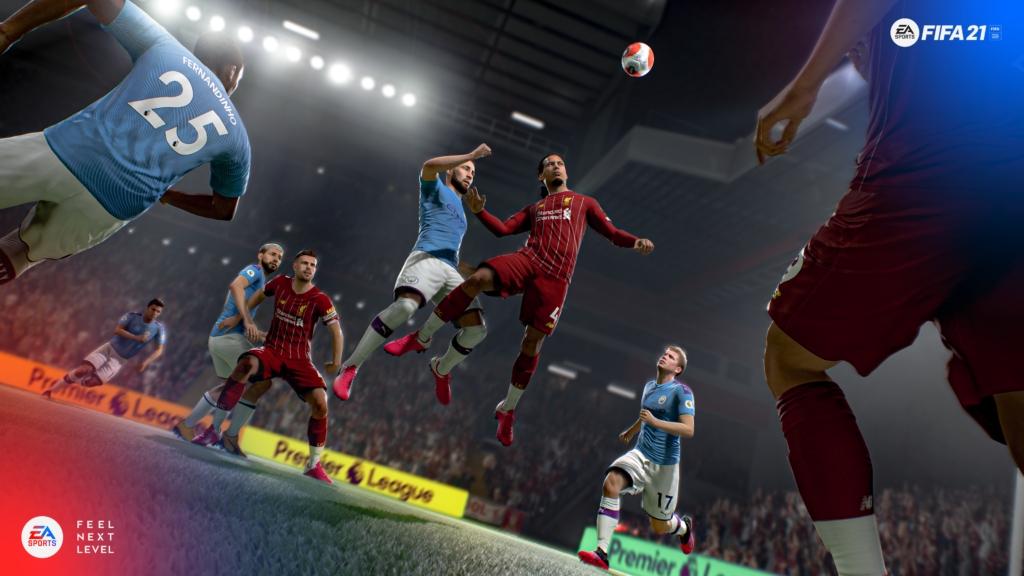 FIFA 21 dostane v prosinci next-gen verze