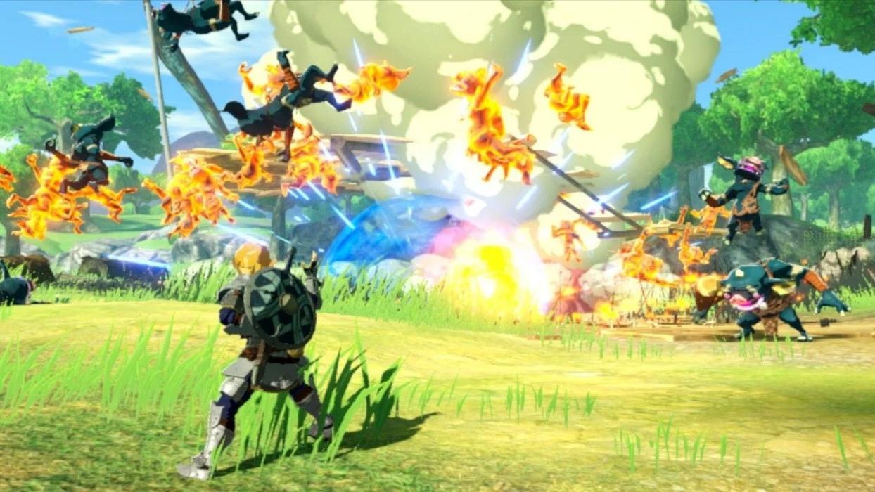 Sledujte 25 minut záběrů z hraní Hyrule Warriors: Age of Calamity