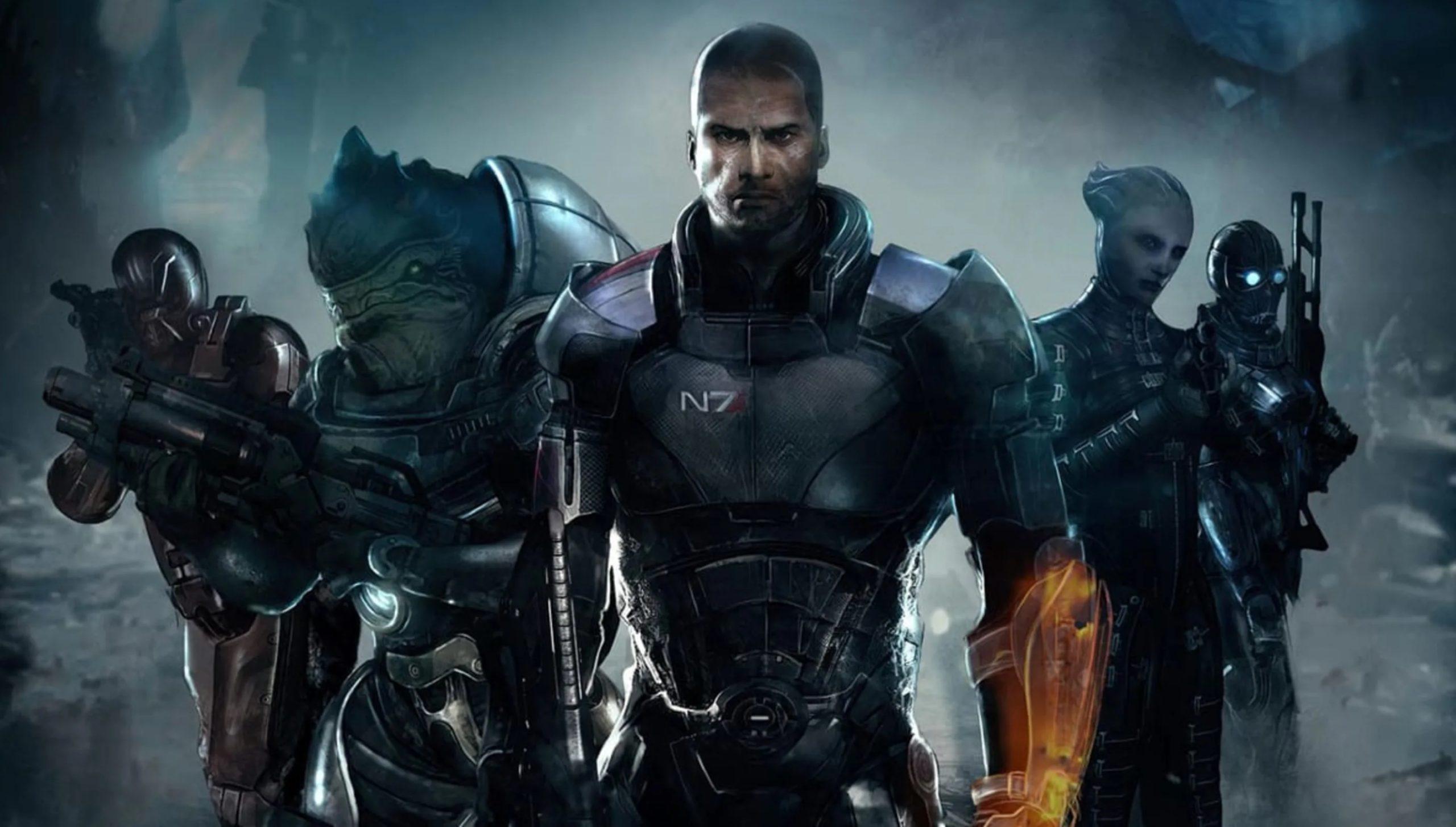Mass Effect Legendary Edition ohodnoceno Ratingovou organizací