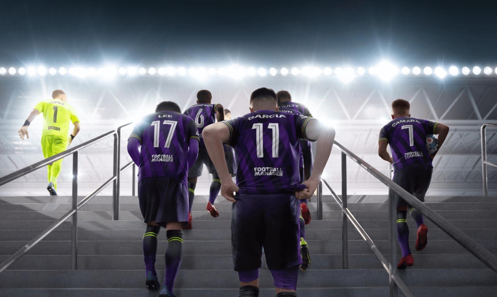 Představeny nové funkce Football Manageru 2021