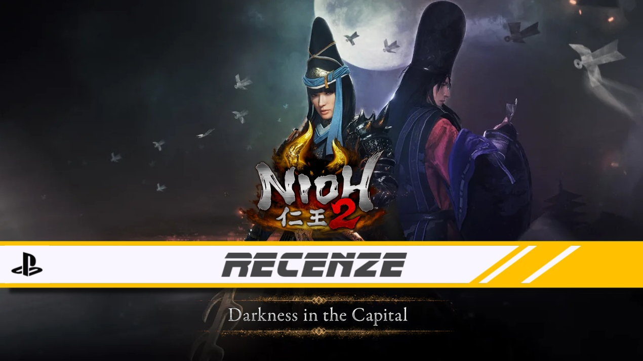 Nioh 2: Darknes in the Capital – Recenze