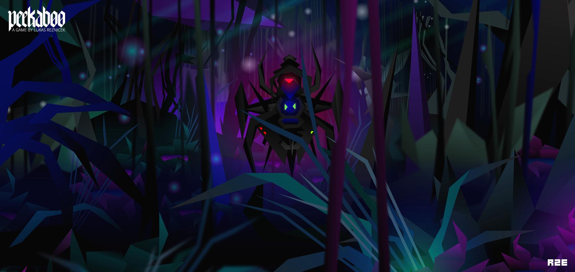 RZE představuje svou hru Bukkaku, jenž doprovodí krátký snímek Peekaboo