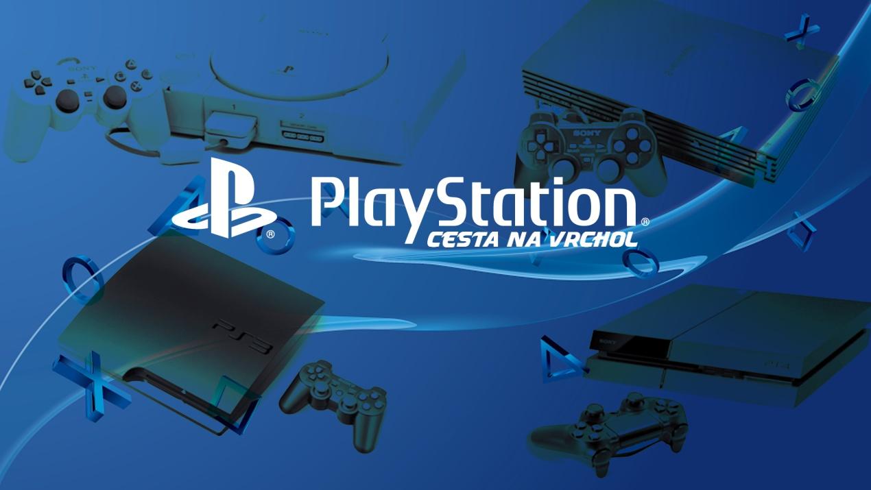 Historie PlayStation a cesta na vrchol