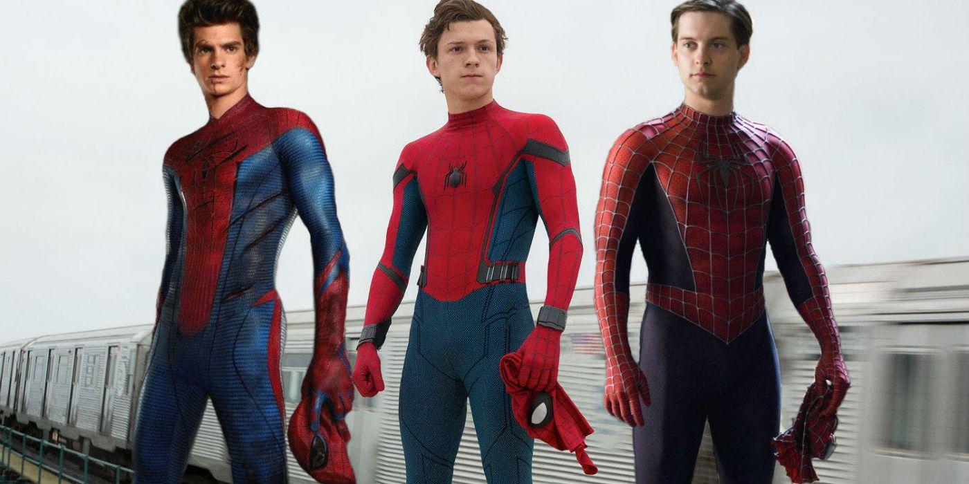 Ve třetím Spidermanovi by se mohl objevit Tobey Maquire a Andrew Garfield