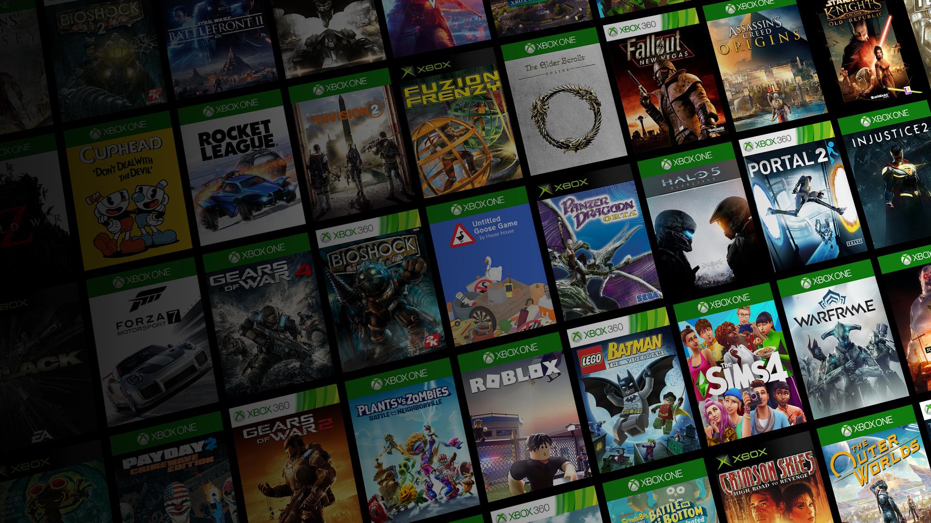 Přiblížena zpětná kompatibilita na konzolích Xbox Series X a Series S